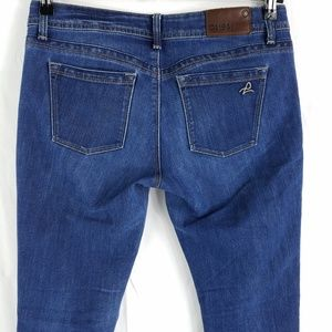 DL1961 Milano Bootcut Blue Jeans Womens 31x32